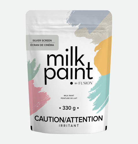 Silver Screen  -MILK PAINT by Fusion