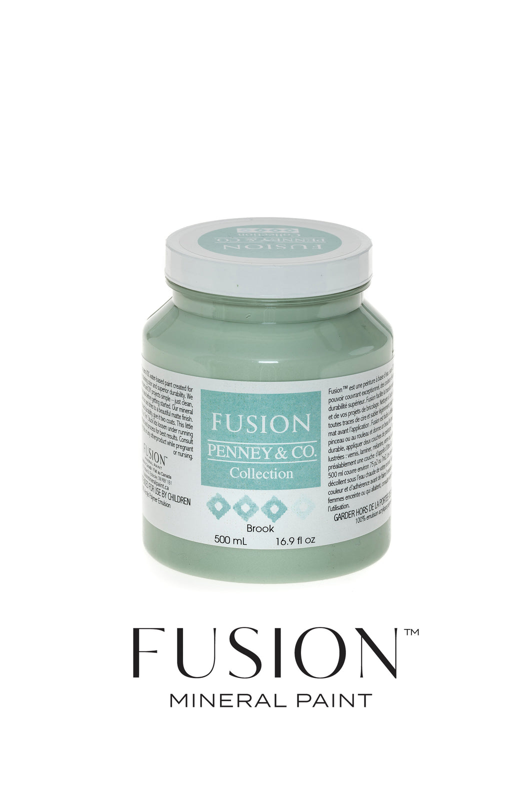 Brook - Fusion™ Mineral Paint