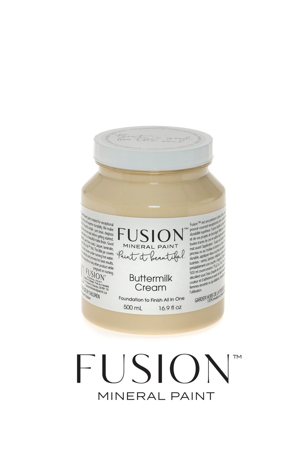 Buttlermilk Cream - Fusion™ Mineral Paint
