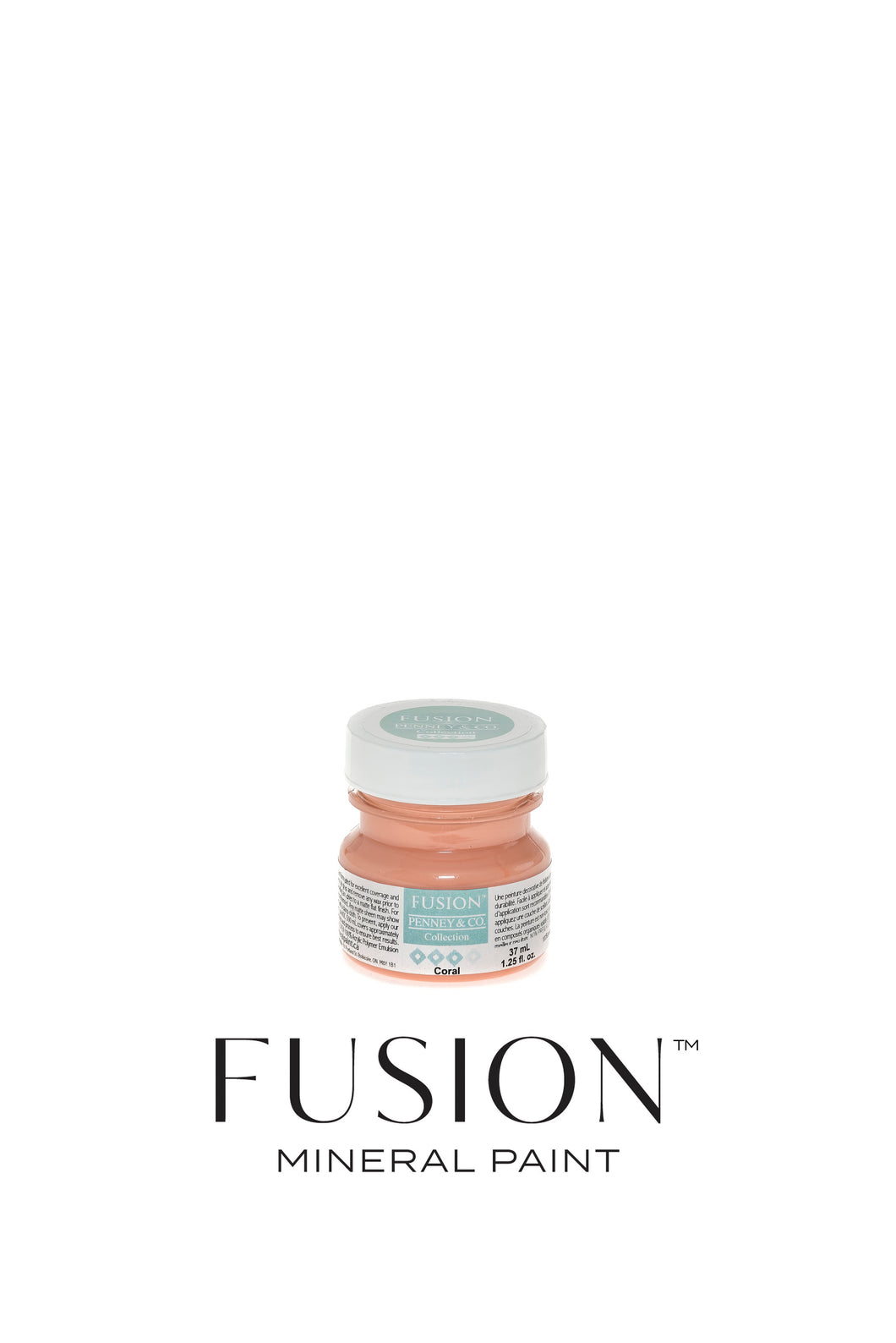 Coral - Fusion™ Mineral Paint