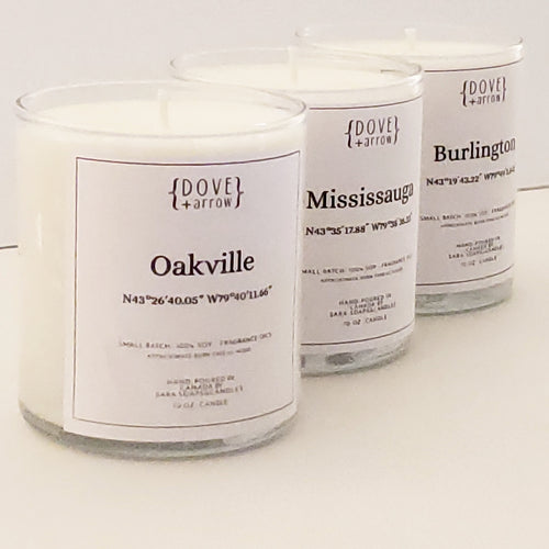 Home Collection - Community Branded Candle