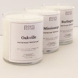 Oakville Candle - Home Collection - Custom Community Branded Candle