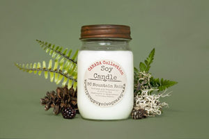 BC Mountain Rain- Canada Soy Candle