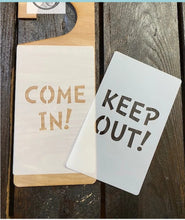 DIY KIT - Door Hanger