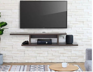 Kriston Floating TV Stand for TVs up to 58""