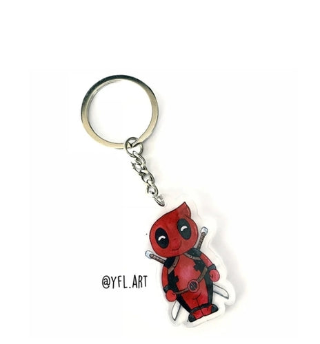 YFL64  Deadpool KeyChain