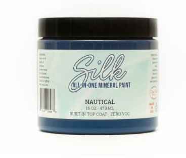 Nautical - Silk All In One Mineral Paint by Dixie Belle