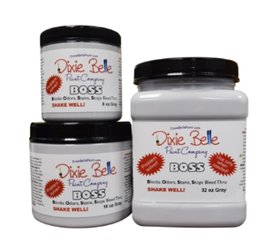 BOSS Primer - White, Grey or Clear - Dixie Belle Paint