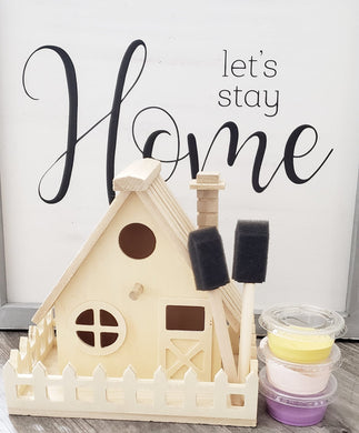 DIY KIT - Bird House