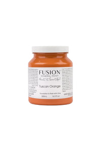 Tuscan Orange - Fusion™ Mineral Paint