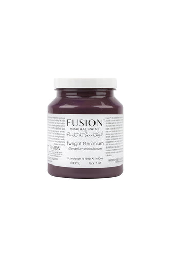 Twilight Geranium- Fusion™ Mineral Paint - 2019 Release Lisa Marie Holmes Collection