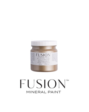 Vintage Gold Metalic  - Fusion™ Mineral Paint