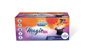 DUREX MAGIC BOX 72pz