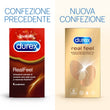 DUREX REAL FEEL 6pz