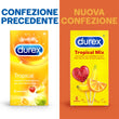 DUREX TROPICAL MIX 6 pz