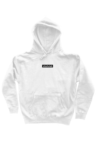 Alternate Stash Block Hoodie - White