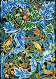 Birds William Morris counted cross stitch kit
