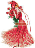 New York Showgirl counted cross stitch kit