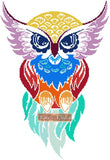 Owl (n2) counted cross stitch kit