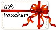 Cross stitch gift vouchers