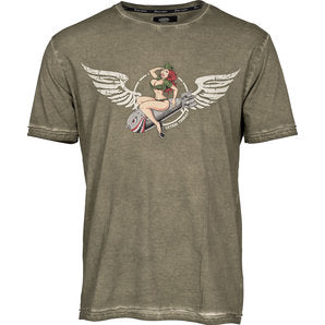 Lethal Threat Bombs Away T-Shirt - Moto Starter