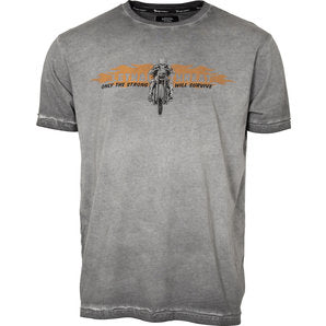 Lethal Threat Death Valley T-Shirt - Moto Starter