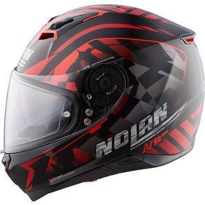 Nolan N87 Venator BLACK/RED