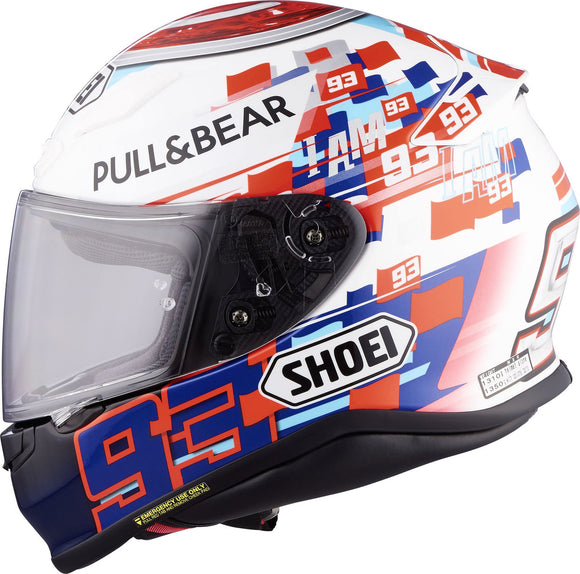 Shoei NXR Marquez Power Up TC-1