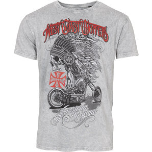 WCC Chief T-Shirt - Moto Starter
