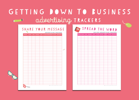 Getting Down To Business Advertising Trackers