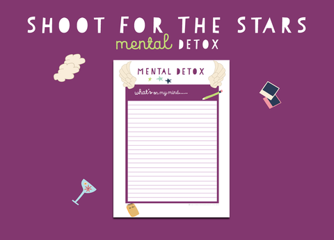 Shoot For The Stars Mental Detox