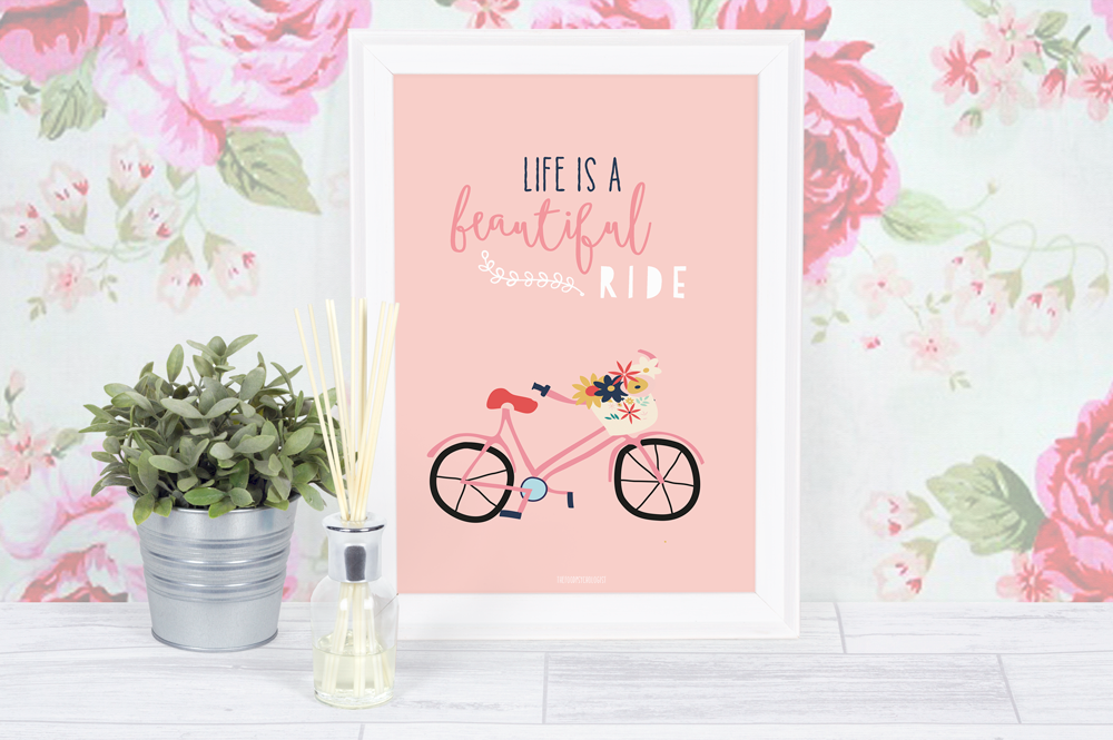 Life Is Beautiful Enjoy The Ride