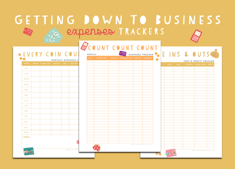 Getting Down To Business Expenses Trackers