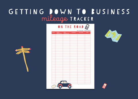Getting Down To Business Mileage Trackers