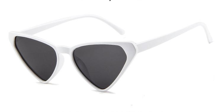 90's Triangle Sunglasses