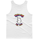Unicorn Fan Club Membership #1 🦄 Guys tank top - Unicorn Fan Club