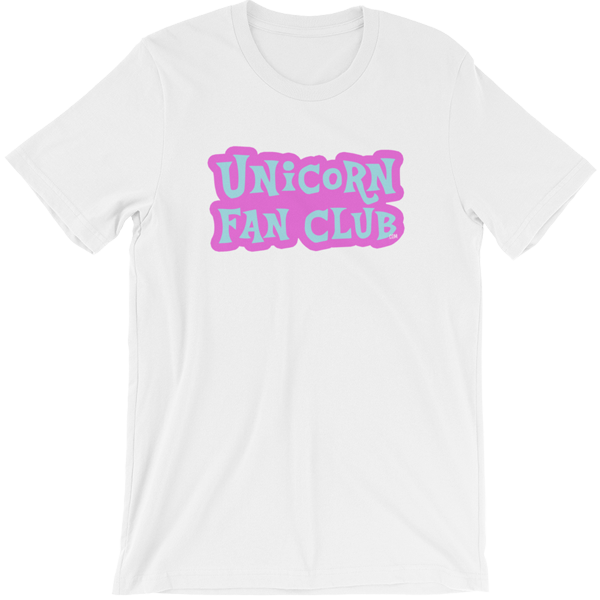 Unicorn Fan Club Membership #2 🦄 Guys t-shirt - Unicorn Fan Club