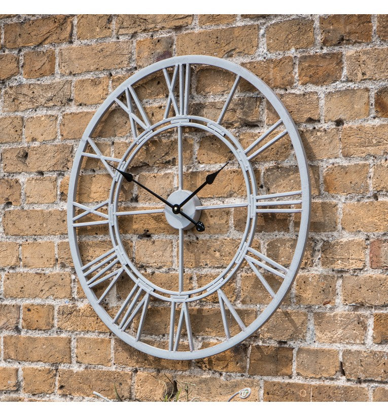 Vistini Outdoor Clock Estate Available For Free Doorstep Delivery Carpet Mills Maidstone