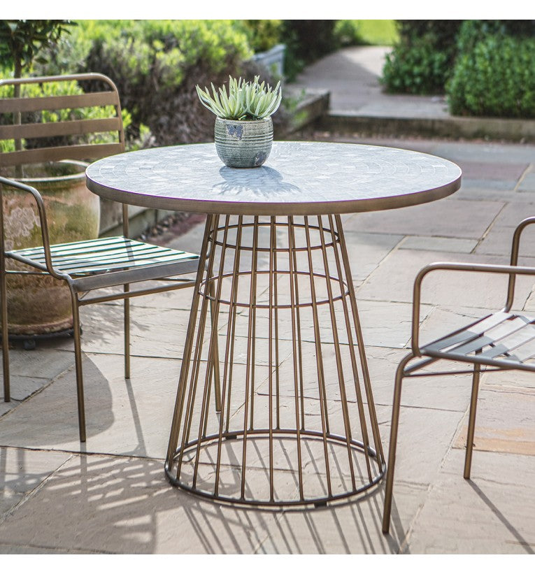 Teddington garden table available for free doorstep delivery