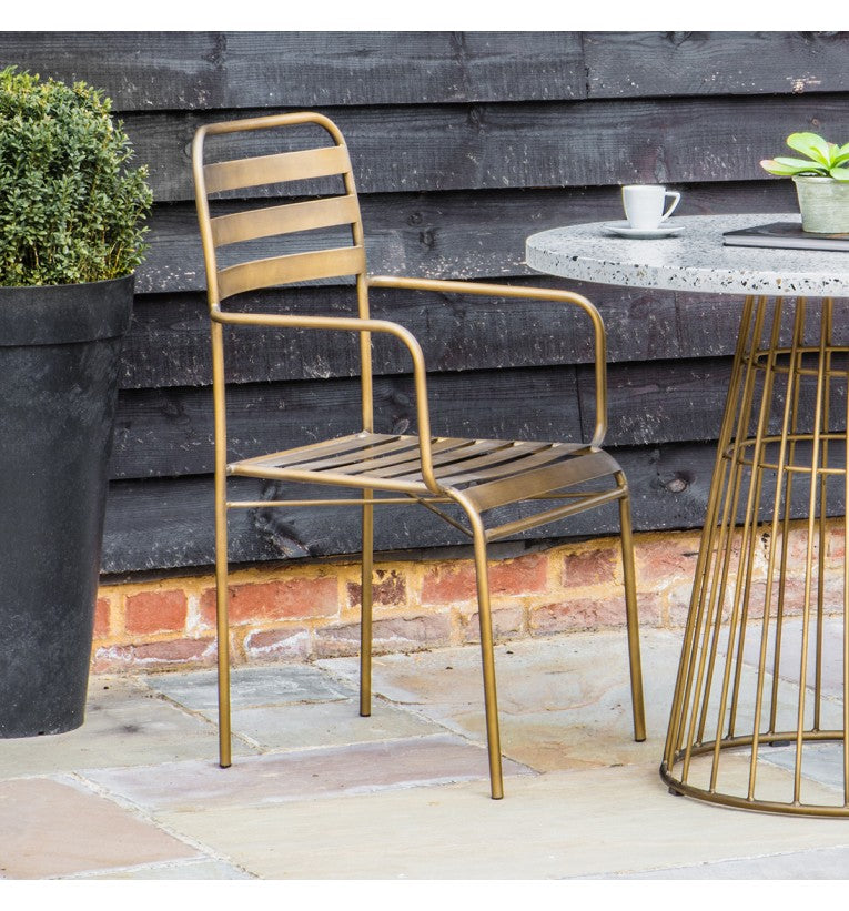 Osmond garden arm chair pair available for free doorstep delivery