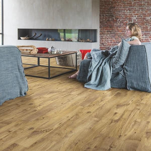BALANCE 40029 Vintage chestnut natural-LVT-quick -step-Carpet Mills Maidstone