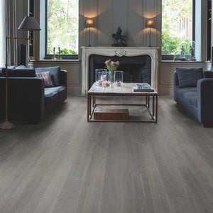 BALANCE 40060 Silk oak dark grey-LVT-quick -step-Carpet Mills Maidstone