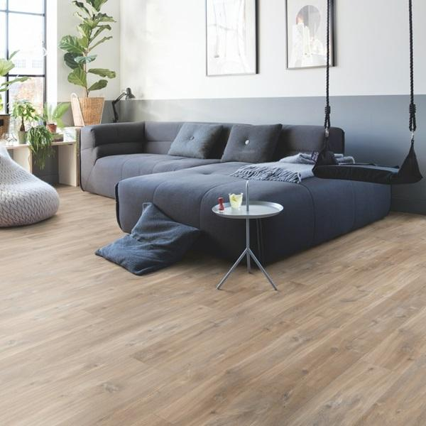 BALANCE 40127 Canyon oak brown-LVT-quick -step-Carpet Mills Maidstone