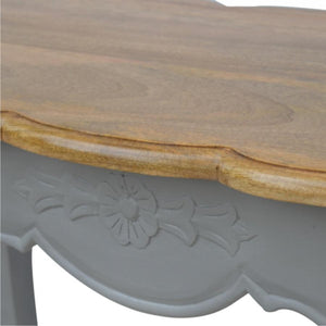 French Style Coffee Table - Perfectly Home Interiors