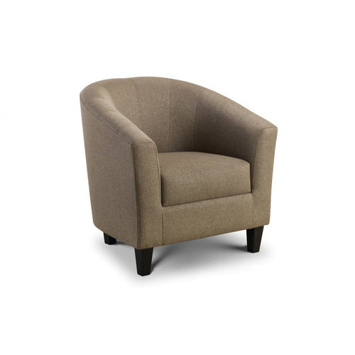 Hugo Fabric Tub chair - Perfectly Home Interiors