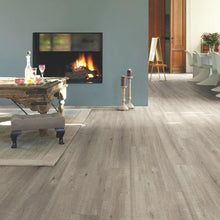 Impressive Saw cut oak grey-Laminate-quick -step-Carpet Mills Maidstone