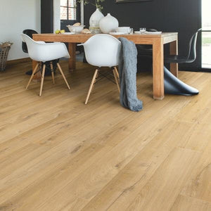 Impressive Soft oak natural-Laminate-quick -step-Carpet Mills Maidstone