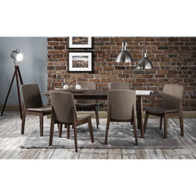 Kensington walnut Dining Chair - Perfectly Home Interiors