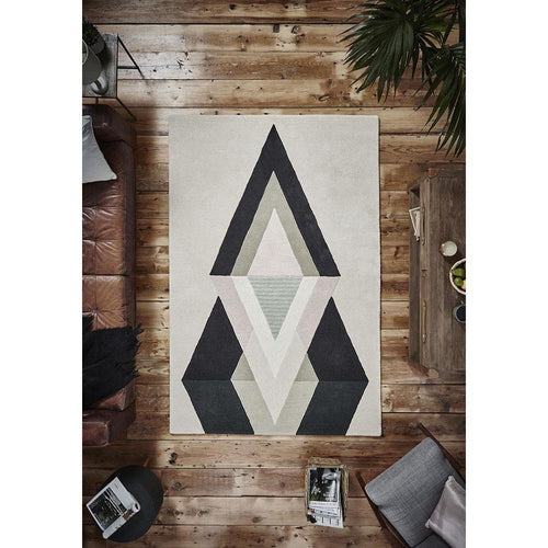 Michelle Collins Time To Reflect Rug MC19 - Perfectly Home Interiors
