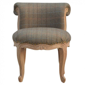 Petite French Chair - Perfectly Home Interiors